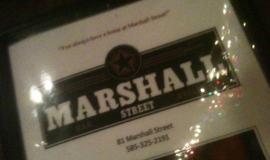 The Marshall Street Bar & Grill