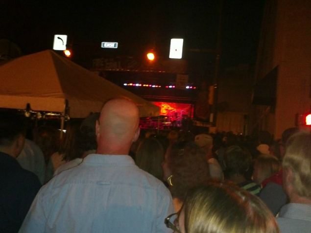Jazz Fest Lou Gramm Band